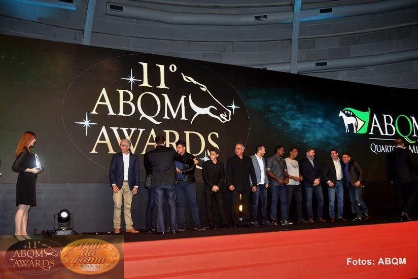 Hall da Fama e ABQM Awards 2018